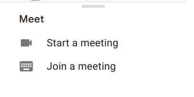 Disable Chat and Meet in Gmail Sidebar - 01