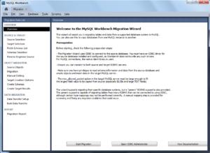 Import MSSQL bak databases to MySQL - 06