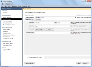Import MSSQL bak databases to MySQL - 08