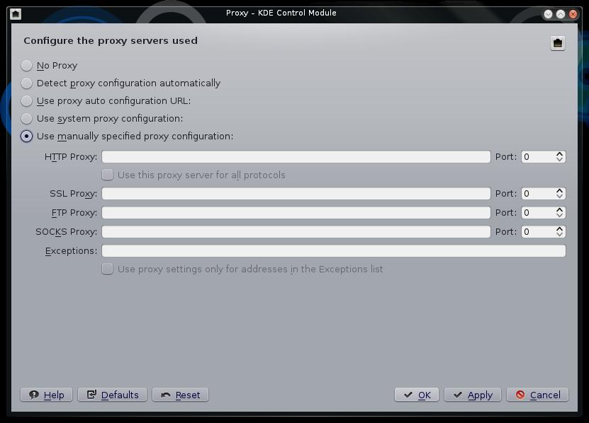 How to setup Google Chrome to use a proxy – Silicon Gadget