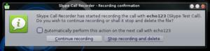 Skype call recorder - part 3